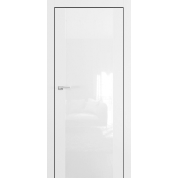А4 стекло белое, черное