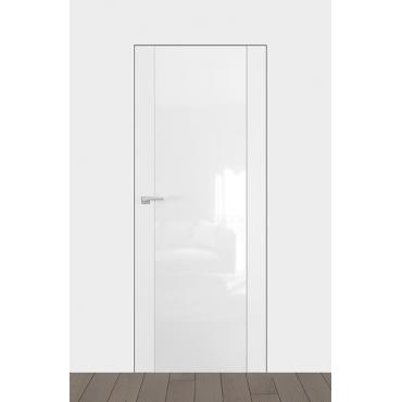 А4 стекло белое, черное с коробкой скрытого монтажа