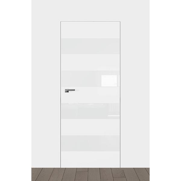 А5 стекло белое, черное с коробкой скрытого монтажа