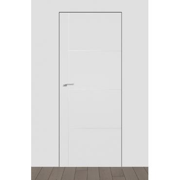 Lines L3 (молдинг Al или AL BLACK)  с коробкой скрытого монтажа