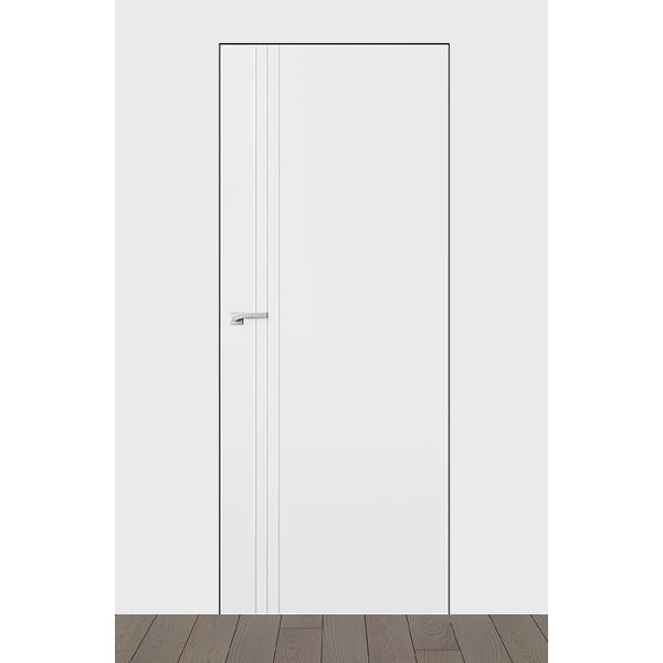 Lines L7 (молдинг Al или AL BLACK)  с коробкой скрытого монтажа